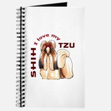 LOVE MY SHIH TZU Journal