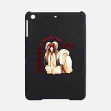 LOVE MY SHIH TZU iPad Mini Case