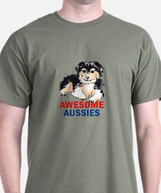 AWESOME AUSIIES T-Shirt