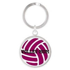 Volley-Mom Keychains
