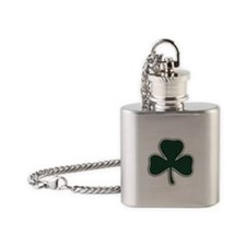 pat366dark.png Flask Necklace