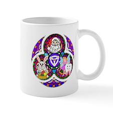 Santa - Trinity of Lies Mug