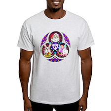 Santa - Trinity of Lies T-Shirt