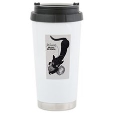 Cute Chat Travel Mug