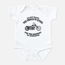 Thrills of Living Infant Bodysuit