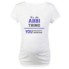 Unique Abbie Shirt