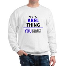 Unique Abel Sweatshirt