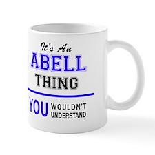 Cool Abel Mug