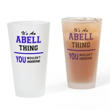 Unique Abel Drinking Glass