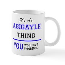 Cute Abigayle Mug