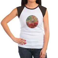 Robin Women's Cap Sleeve T-Shirt