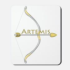 Bow of Artemis Mousepad