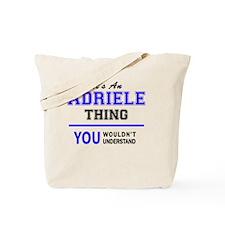 Unique Adriel Tote Bag