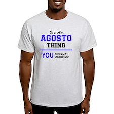 Cute Agosto T-Shirt