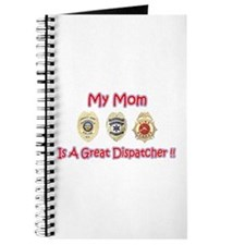 My Mom Is A Dispatcher Journal
