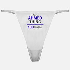 Cute Ahmed Classic Thong