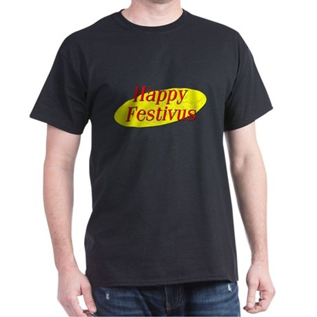 Happy Festivus Dark T-Shirt