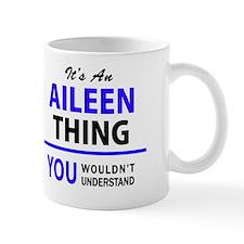 Cute Aileen Mug