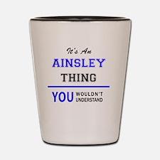 Cute Ainsley Shot Glass