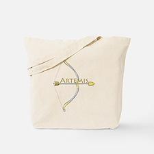 Bow of Artemis Tote Bag