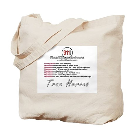 What Is A Real Dispatcher Tote Bag