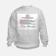 What Is A Real Dispatcher Sweatshirt