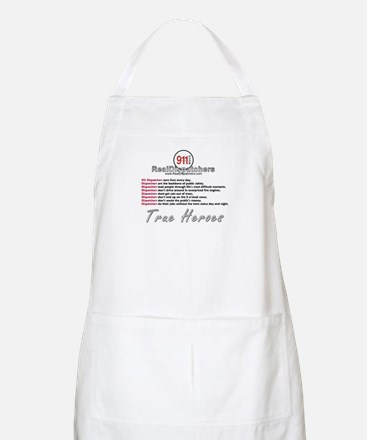 What Is A Real Dispatcher BBQ Apron