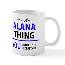 Cute Alana Mug