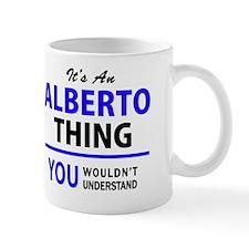 Cute Alberto Mug