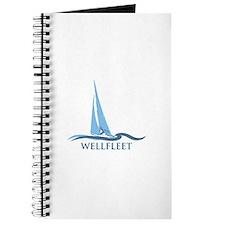 Wellfleet - Cape Cod Massachusetts. Journal