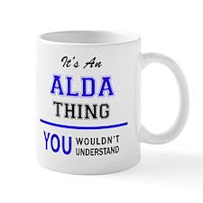 Cute Alda Mug