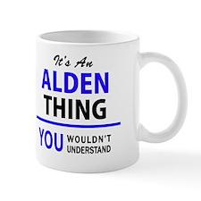 Cute Alden Mug