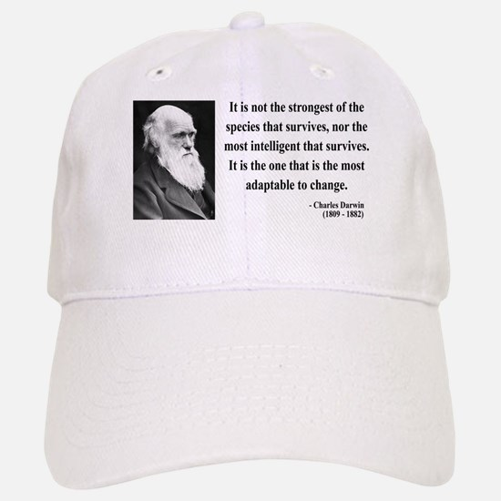 Charles Darwin 6 Baseball Baseball Cap