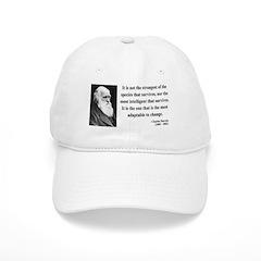 Charles Darwin 6 Baseball Cap
