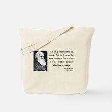 Charles Darwin 6 Tote Bag