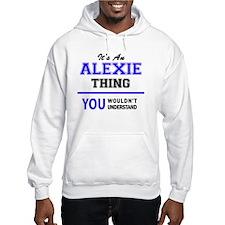 Funny Alexis Hoodie