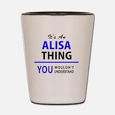 Cool Alisa Shot Glass