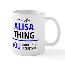 Cute Alisa Mug