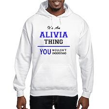 Cute Alivia Hoodie