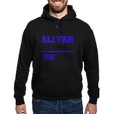 Unique Aliyah Hoodie