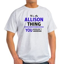 Cute Allison T-Shirt