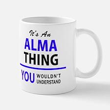 Cute Alma Mug