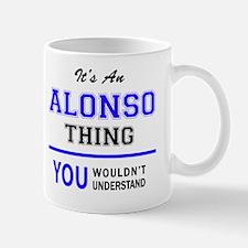 Cute Alonso Mug
