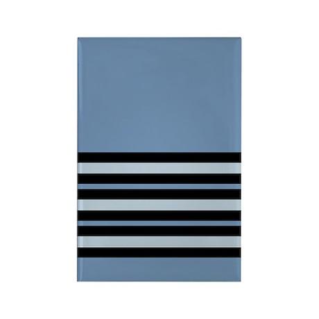 RAF Wing Commander<BR> Rectangle Magnet