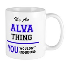 Unique Alva Mug