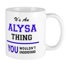 Cute Alysa Mug
