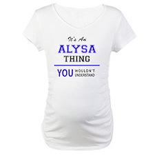 Cute Alysa Shirt