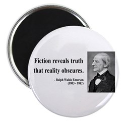 "Ralph Waldo Emerson 10 2.25"" Magnet (10 pack)"