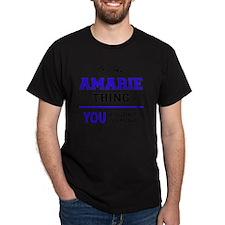 Funny Amaris T-Shirt
