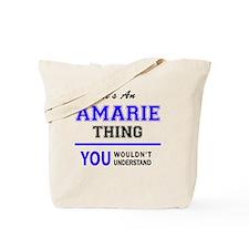 Funny Amari Tote Bag